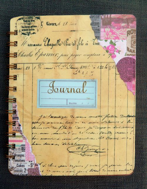 Cathy Michaels Design By Cathy Bluteau More Journals Really Handmade