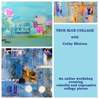 Video True Blue Collage 600 x 600