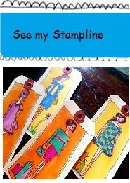 See my stampline